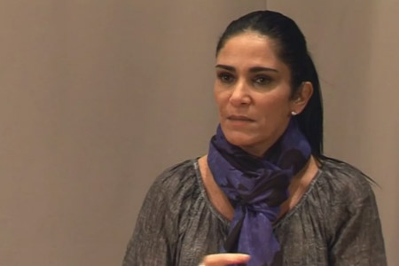 Interview with Lydia Cacho
