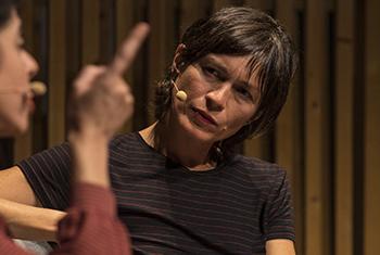 María Llopis  | © CCCB, 2017. Author: Carlos Cazurro