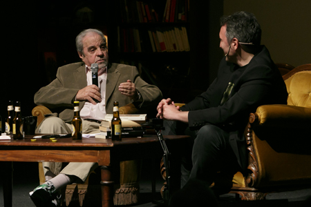 Primera Persona 2016. Juan Marsé & Carlos Zanón