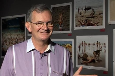 Interview with Martin Parr