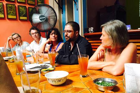 Viaje a Medellín, «un proyecto de largo aliento» (Carlos A. Pinto Santa)
