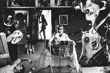 """Joel Peter Wakin, """"Las Meninas"""", 1987"""