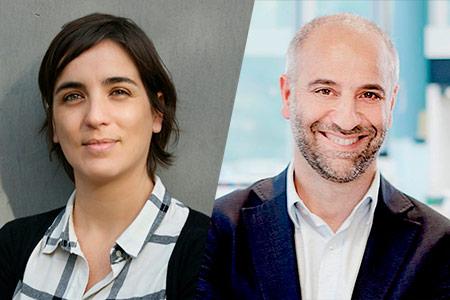 Núria Montserrat y Javier Martínez-Picado