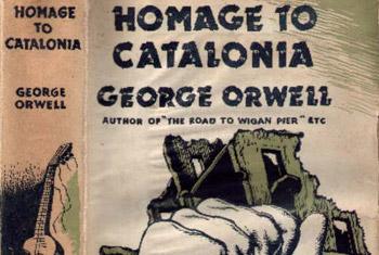Homenaje a Catalunya. George Orwell