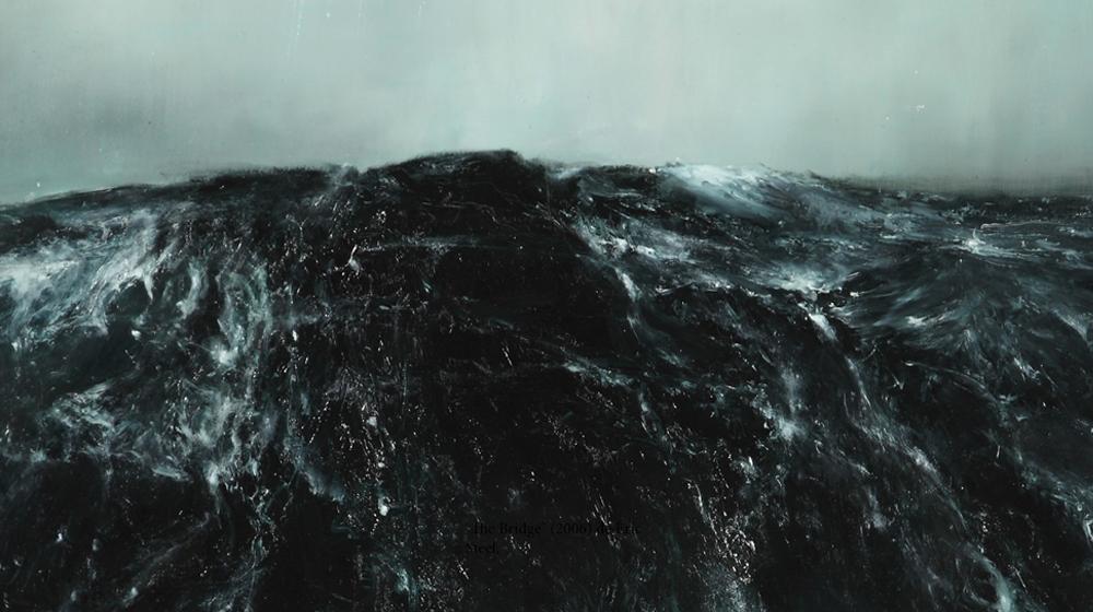 Fragment de MER GROSSE (Thierry De Cordier, 2011). Cortesia de l'artista: Thierry De Cordier i Xavier Hufkens.