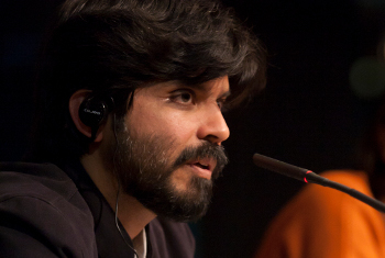 Pankaj Mishra  | CCCB (c) Miquel Taverna, 2011