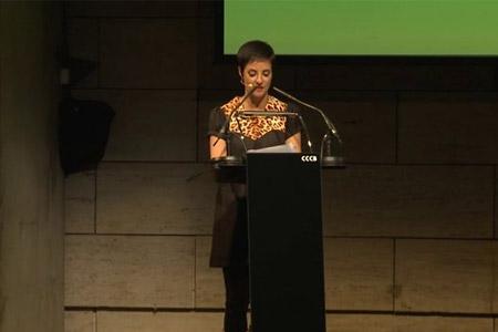 Ceremonia de entrega del Premio Europeo del Espacio Público Urbano 2014