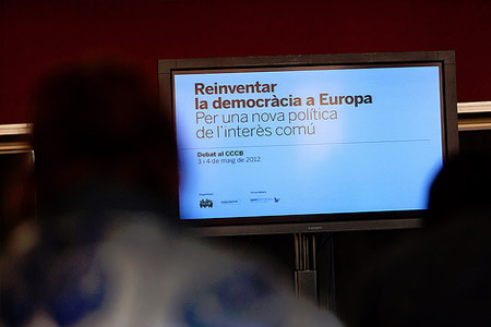 Reinventing Democracy in Europe