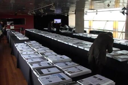 Resultados Premio Europeo Espacio Público 2012