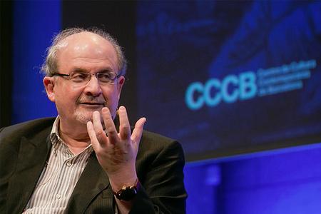 Salman Rushdie «L'era de l'estranyesa»