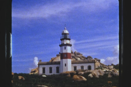 The lighthouse keeper of Sálvora
