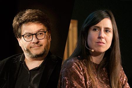 Ricard Solé y Núria Jar