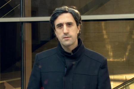 "Daniel Villamediana presenta ""Cábala Caníbal"""