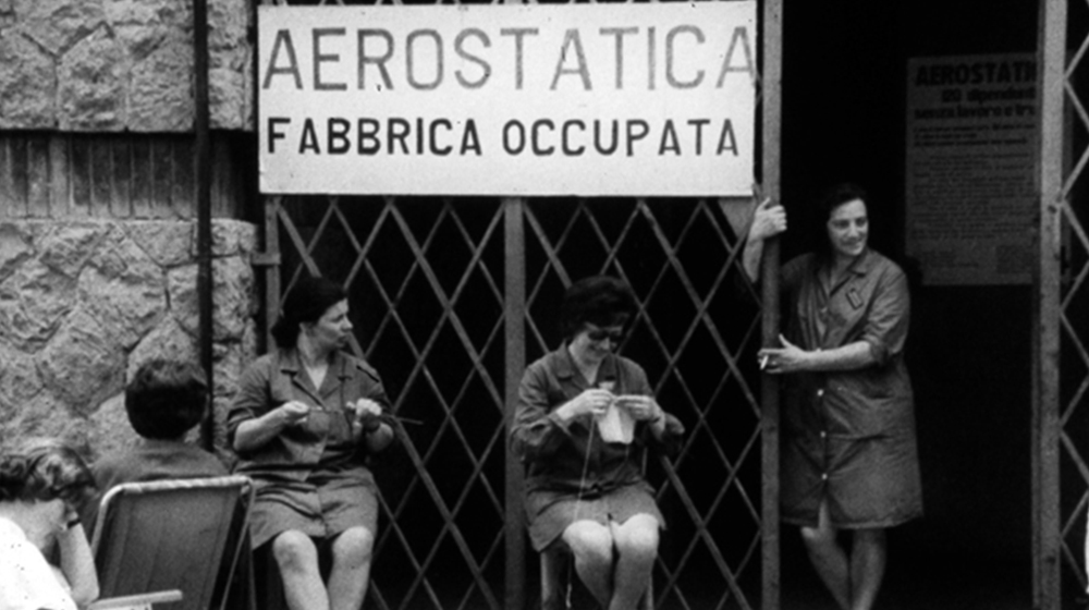 (L'aggettivo donna, Colletivo Femminista Cinema-Roma, 1971)