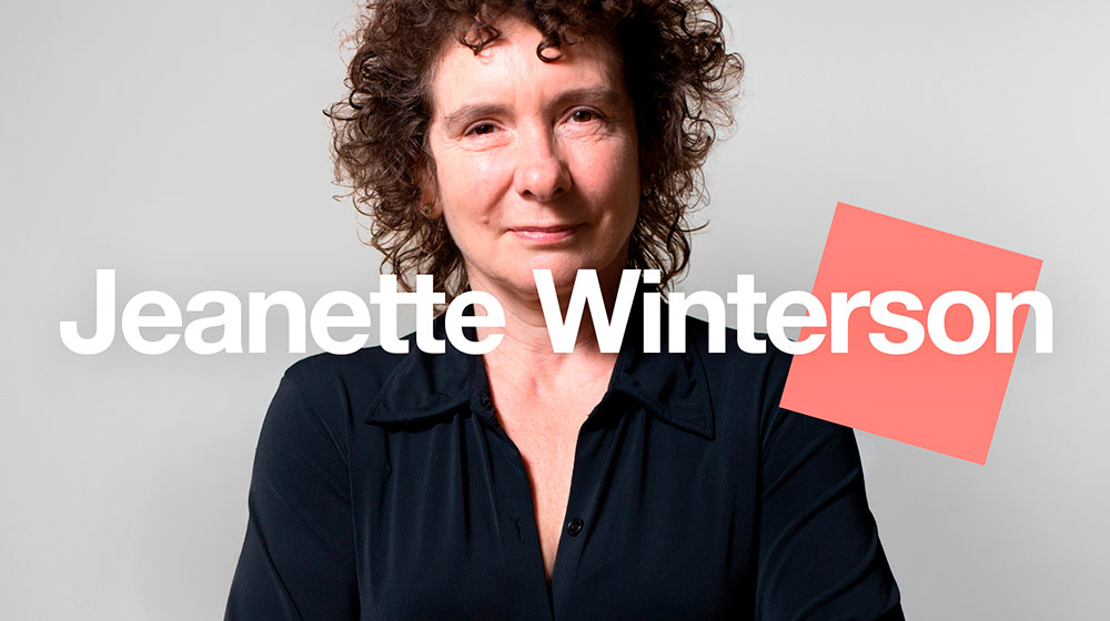 """Jeanette Winterson: """"I believe in human beings, even though they have done some terrible things"""""""
