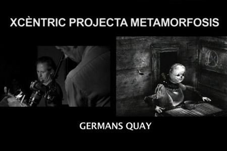 Xcèntric screens «Metamorfosis» (March - May 2014)
