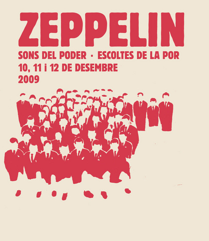 Zeppelin'09. Sounds of Power / Listening of Fear. Call for electronic sound works